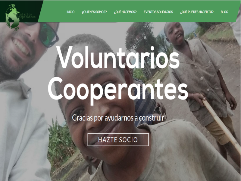 Voluntarios Cooperantes